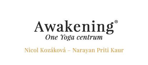 Nicol Kozáková – Awakening Logo